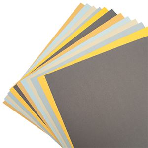 Picture of Clean Slate Blue Solid Color Cardstock